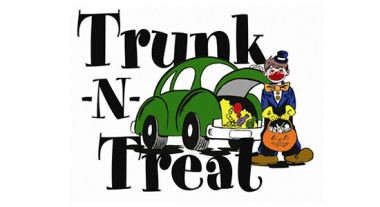 Trunk n Treat vs. Trick or Treat
