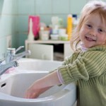 Teach washing