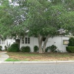 Home sits on a corner lot with over a third of an acre!