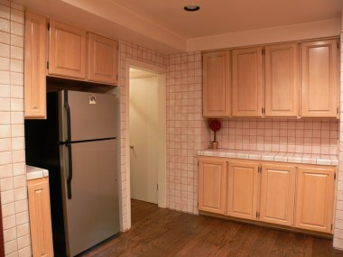 Alternate view of kitchen...unbelievable amount of cabinetry. You'll find a place for everything!