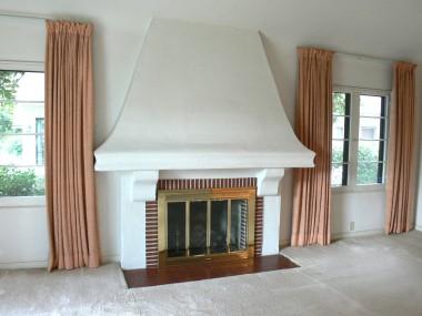 a-fireplace